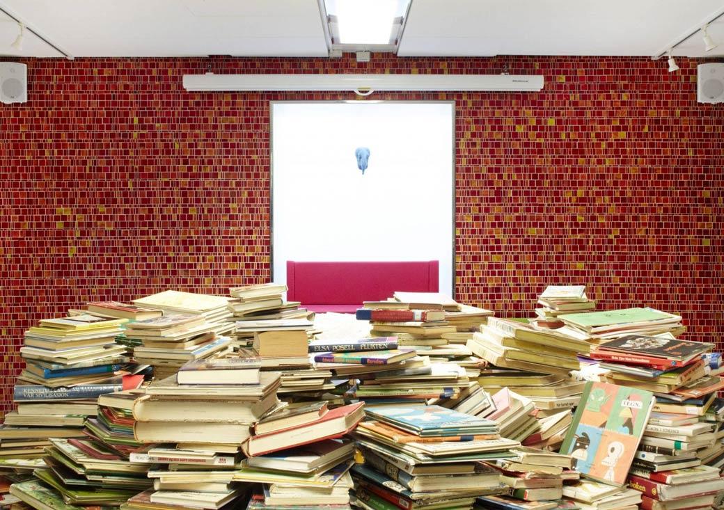 Bibliotek, Marienlyst School