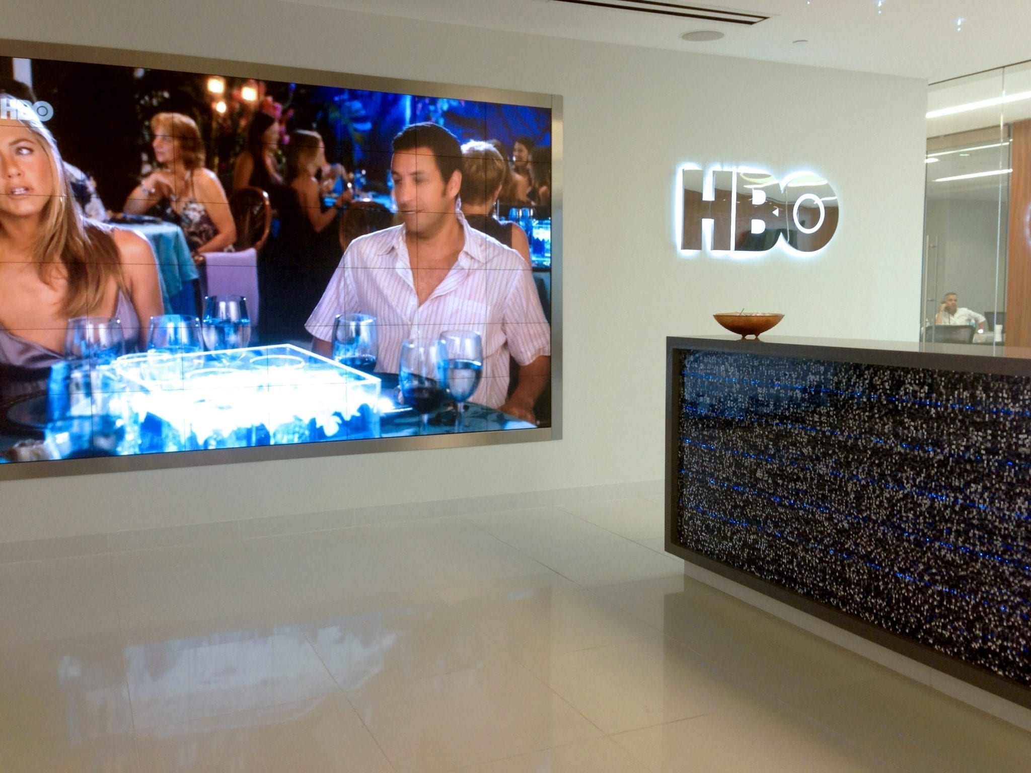 HBO Latin America Head Quarter, Miami