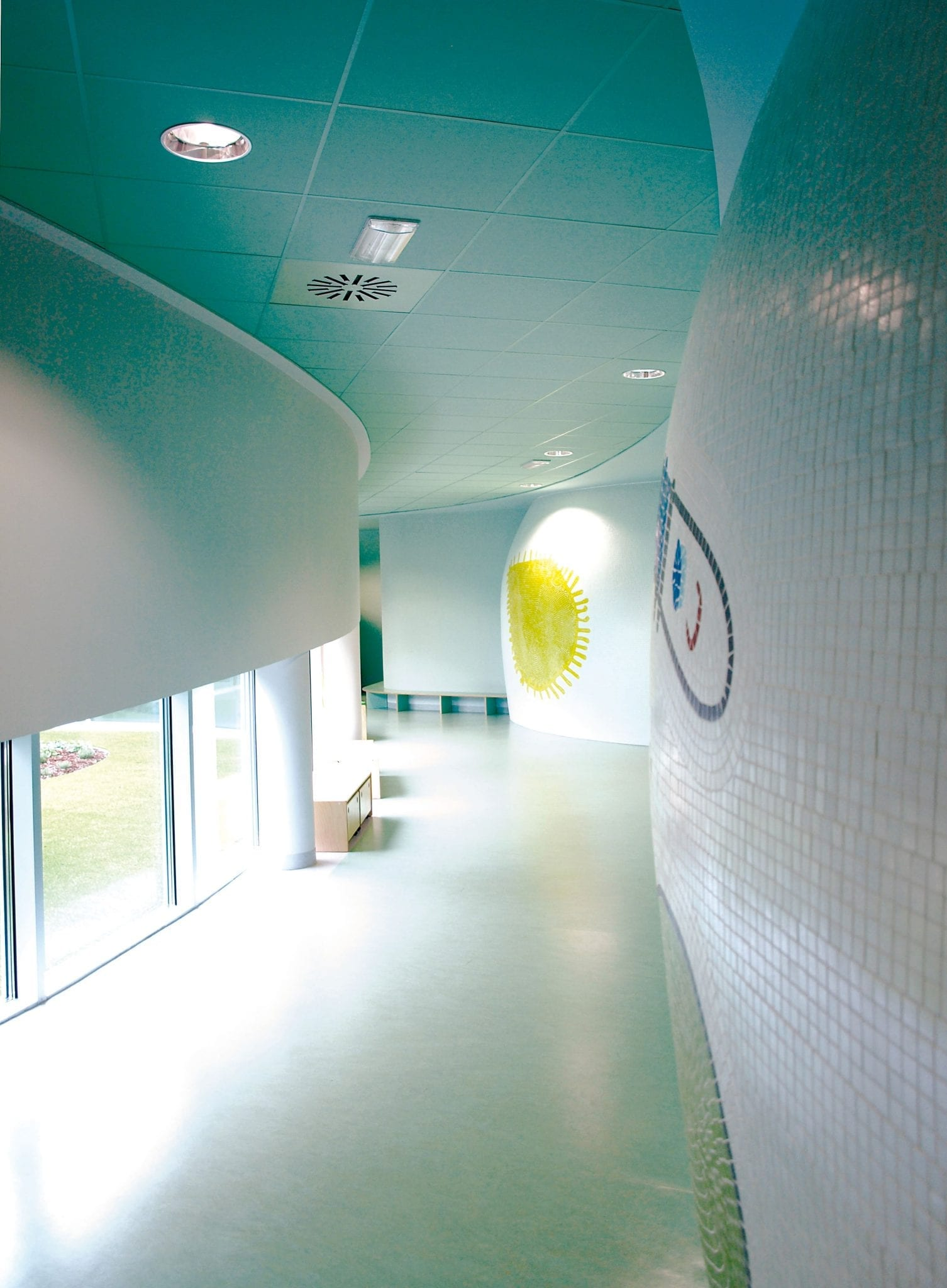Pre-School Center in Padova, Italy slide