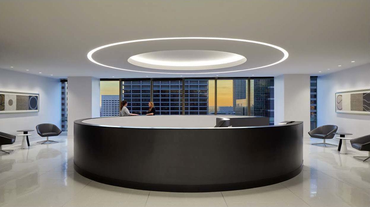 Thompson & Knight Office, Houston, Texas
