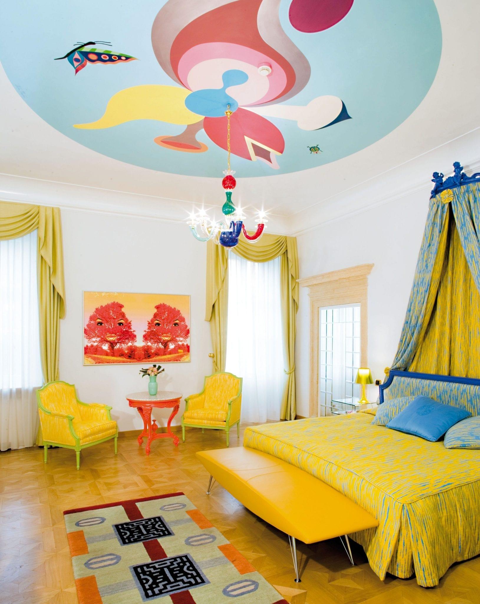 Byblos Art Hotel Villa Amista in Verona, Italy