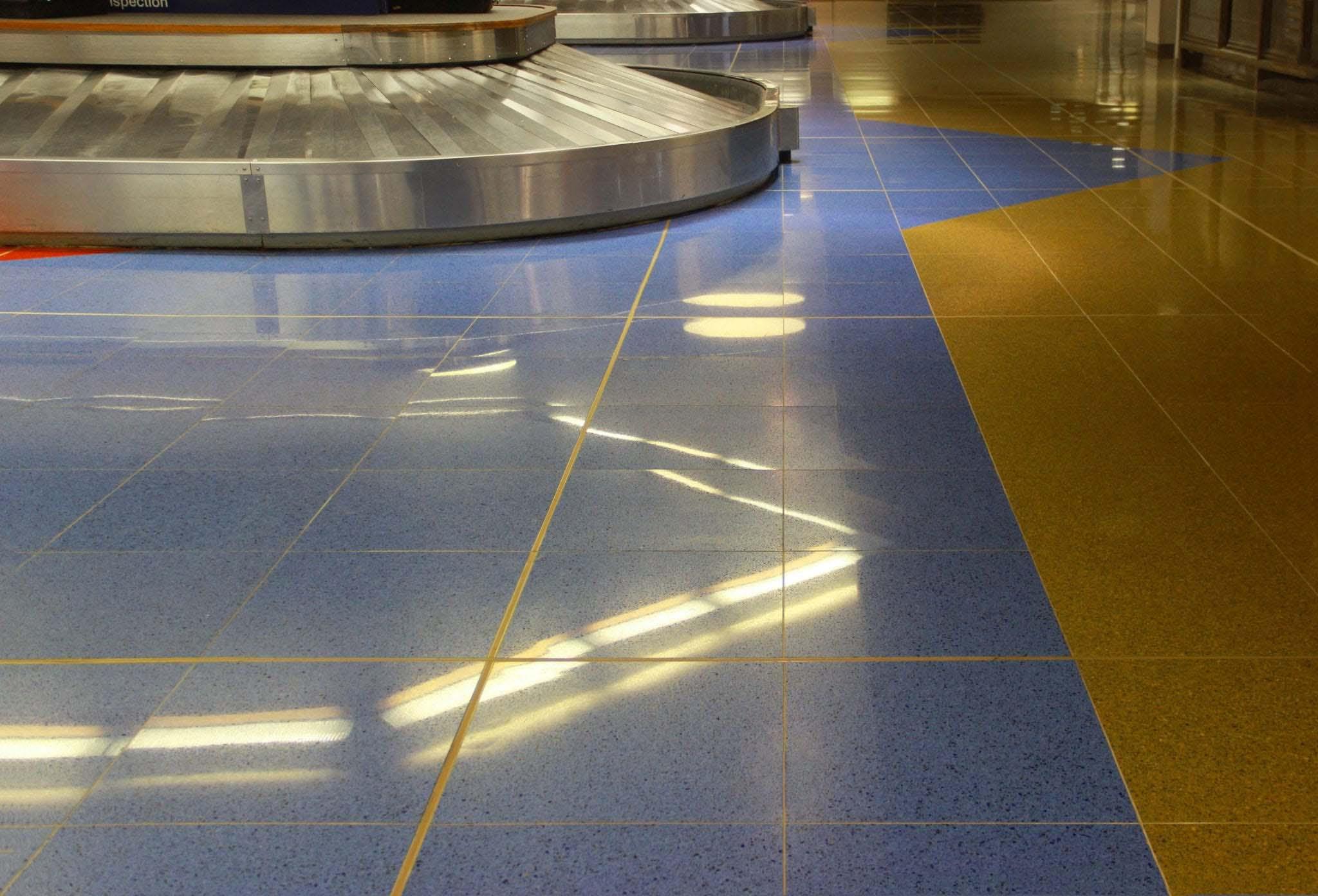 International Arrivals in Honolulu International Airport Hawaii, USA