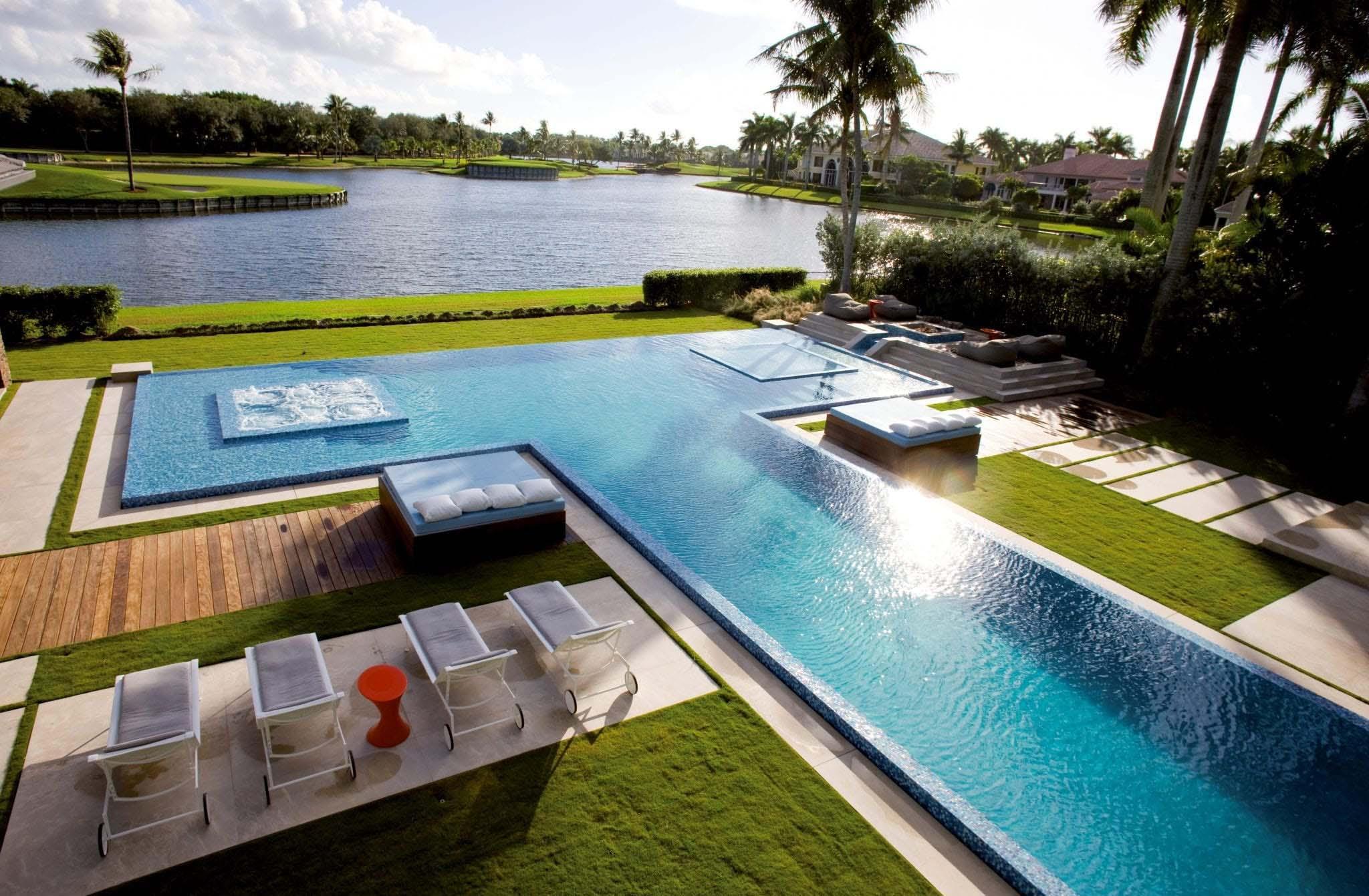 Private Pool in Boca Raton, Florida240j8796