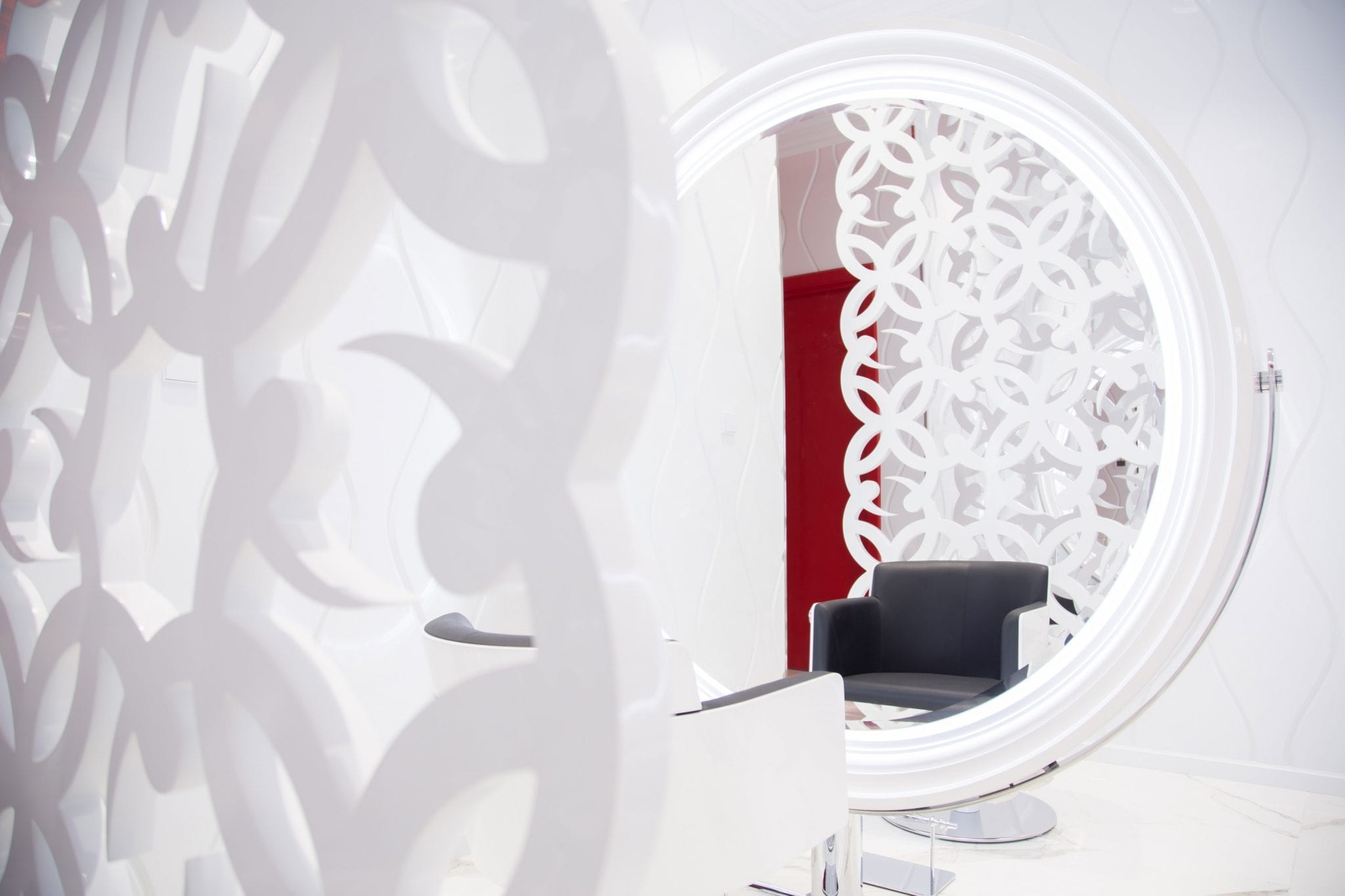 Aldo Coppola Salon in Doha, Qatar