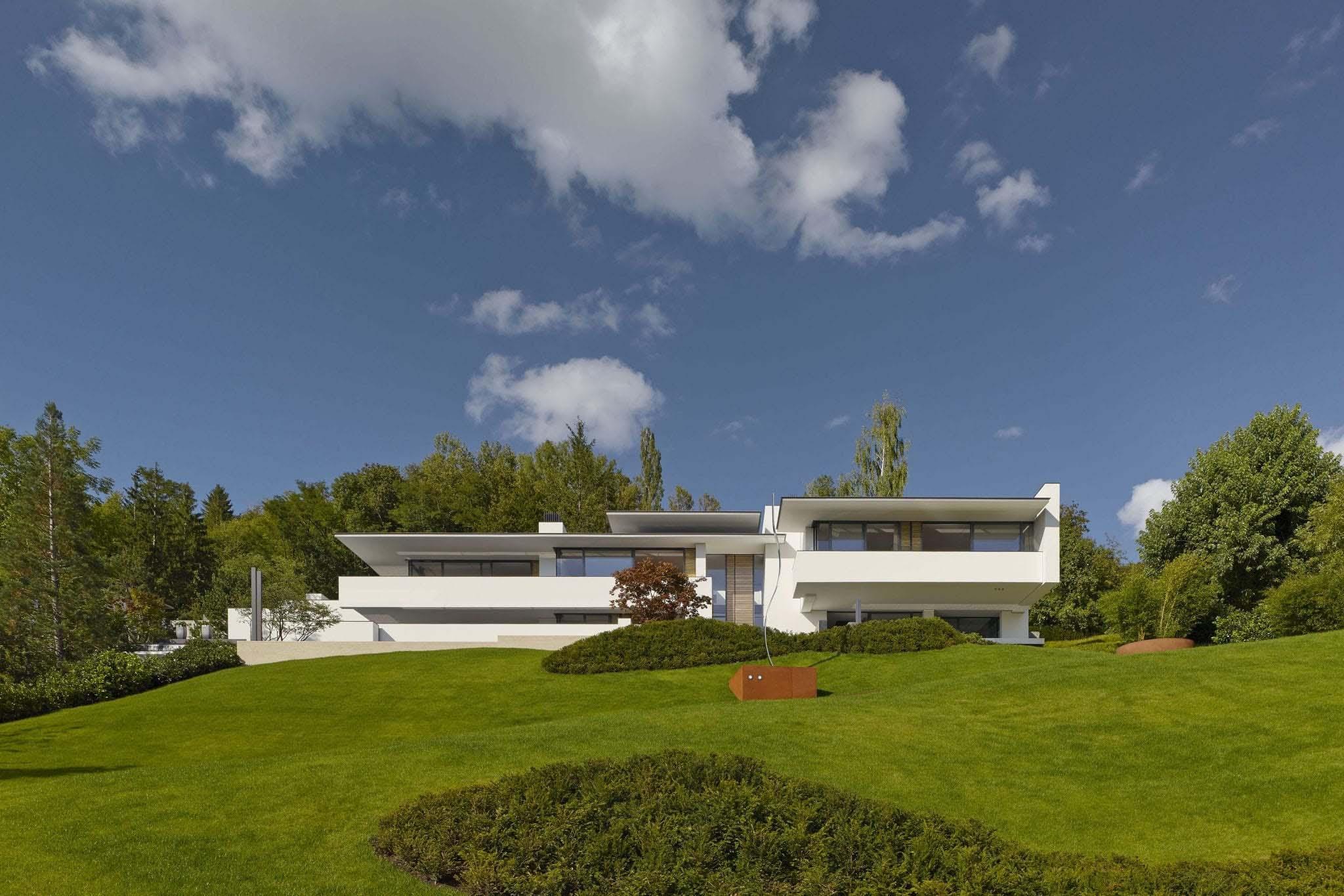 Alexander Brenner Villa Germany