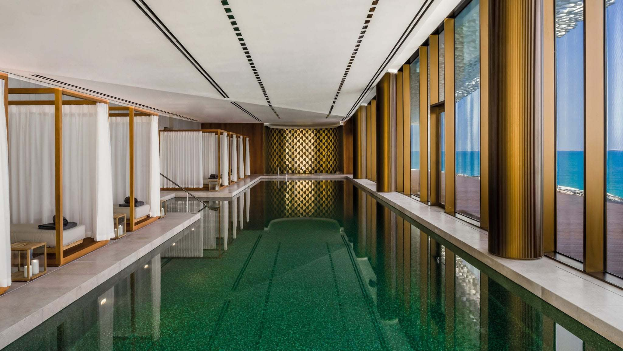 Bulgari Hotel in Dubai