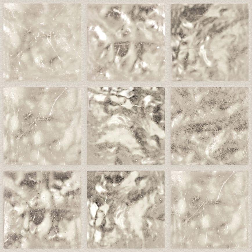 Corrugated Platinum White 079 Wall
