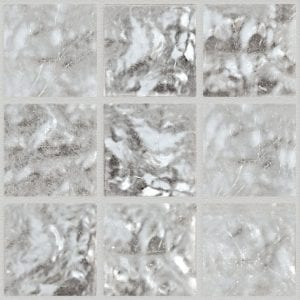 Corrugated White Gold 077 Wall