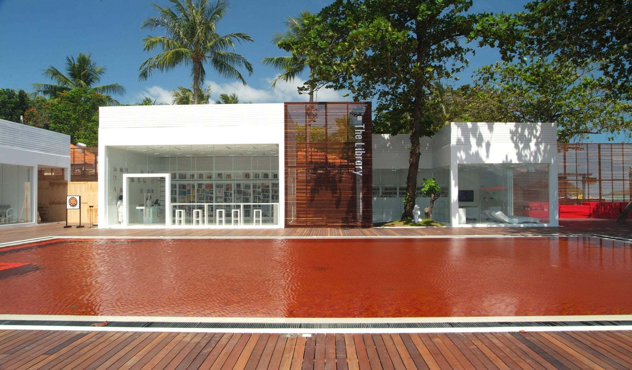 The Library Resort - Koh Samui Island - Thailand