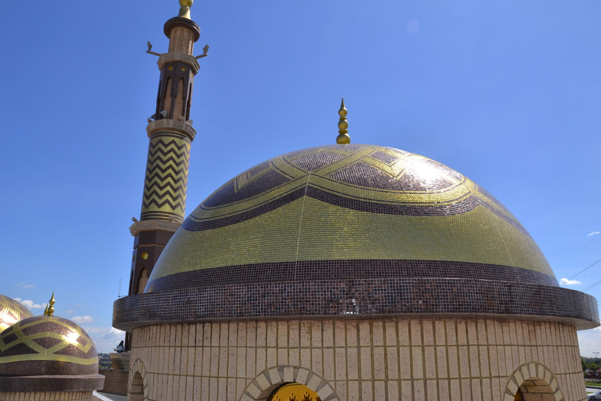 Johannesburg Mosque in South Africa