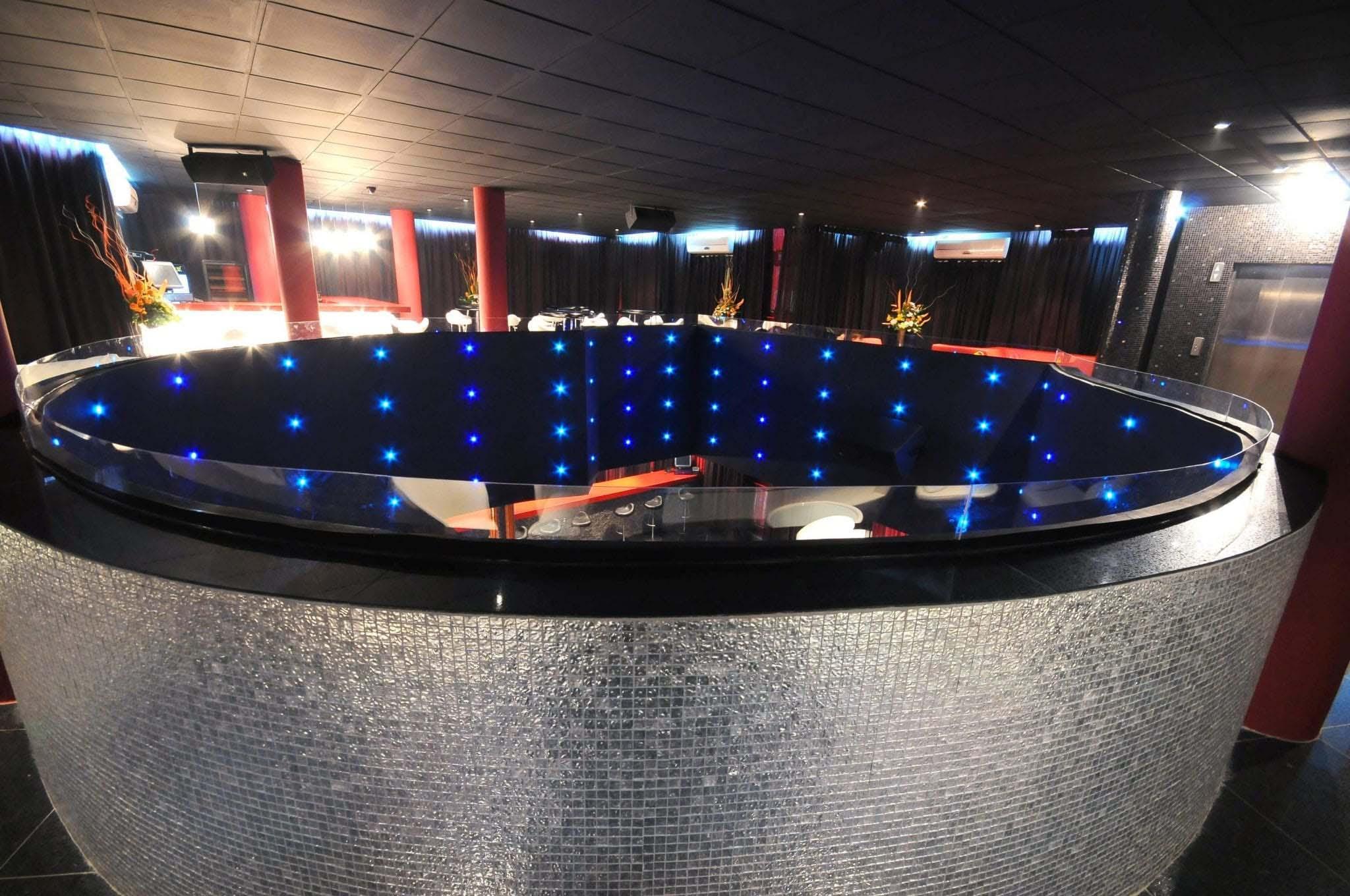 Citizien Kofi Club in Accra, Ghana Slide