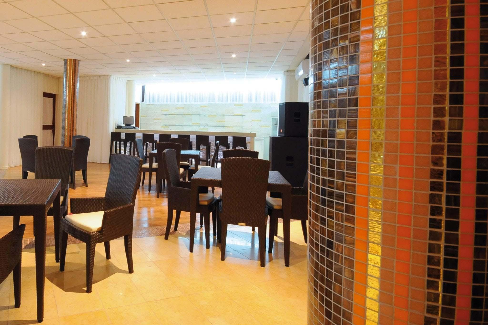Citizien Kofi Club in Accra Ghana slide