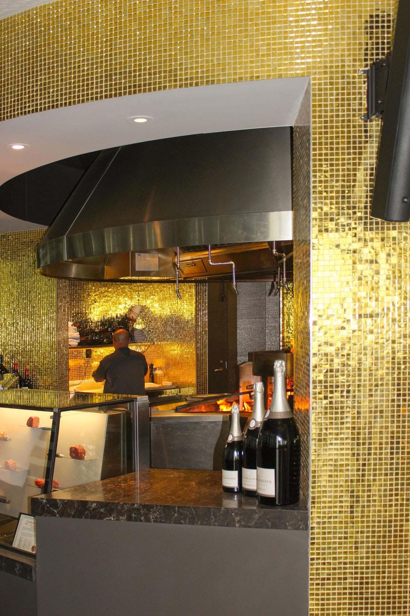 Ascend Restaurant in Seattle, WA.