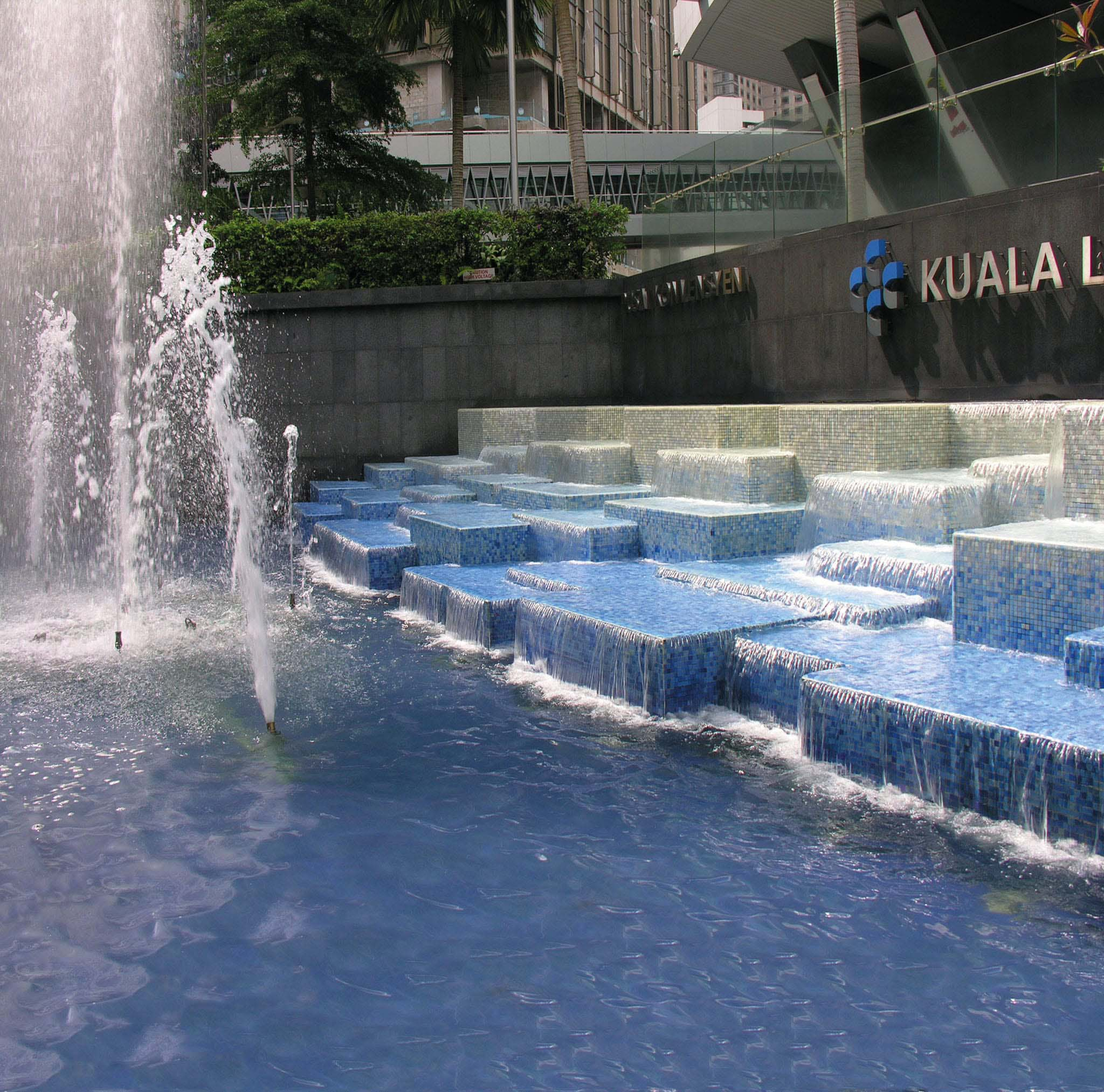 Kuala Lumpur Convention Center in Malaysia