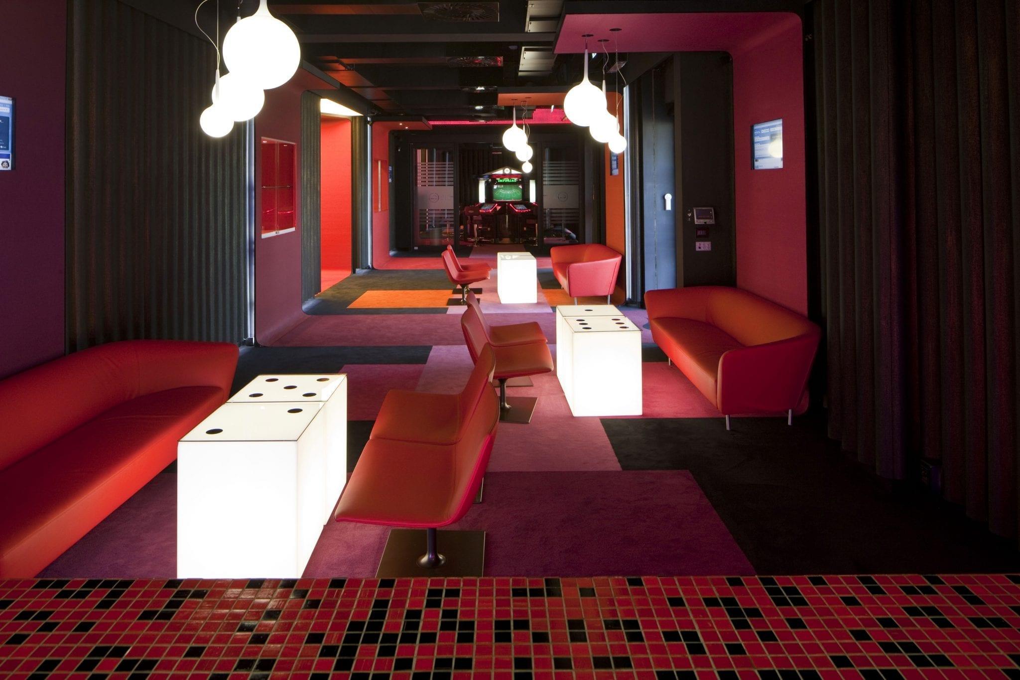 Astoria Gaming Hall, Chioggia, Venice - Italy Slide