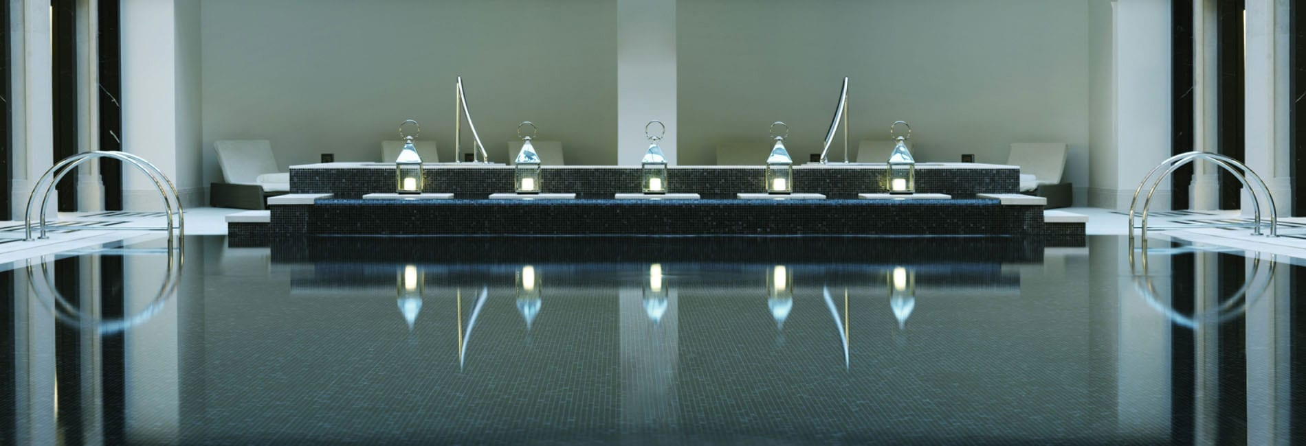 Four Seasons Hotel Moscow Pool and SPA Moscow Russia