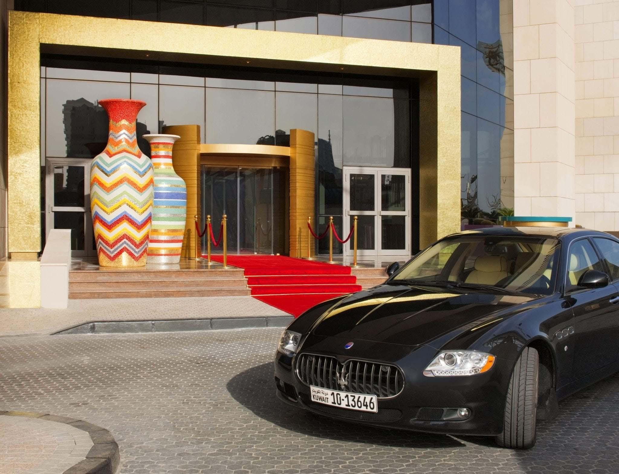 Karma 970 in Hotel Missoni, Kuwait Slider