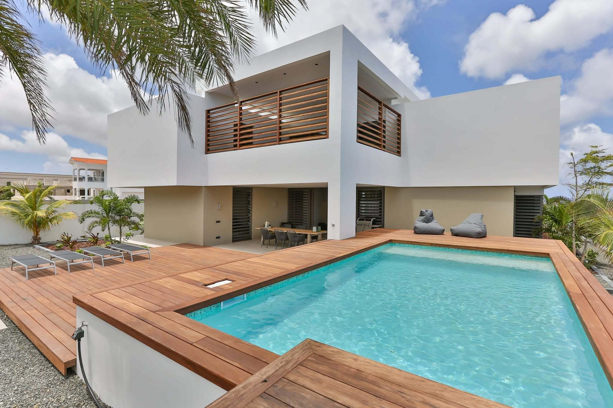 Riccavita Villa, in Curacao
