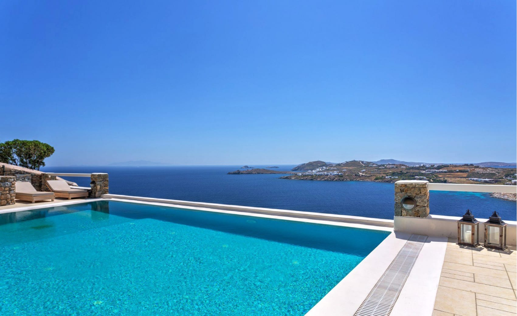 Santa Marina Resort & Villas in Mykonos, Greece