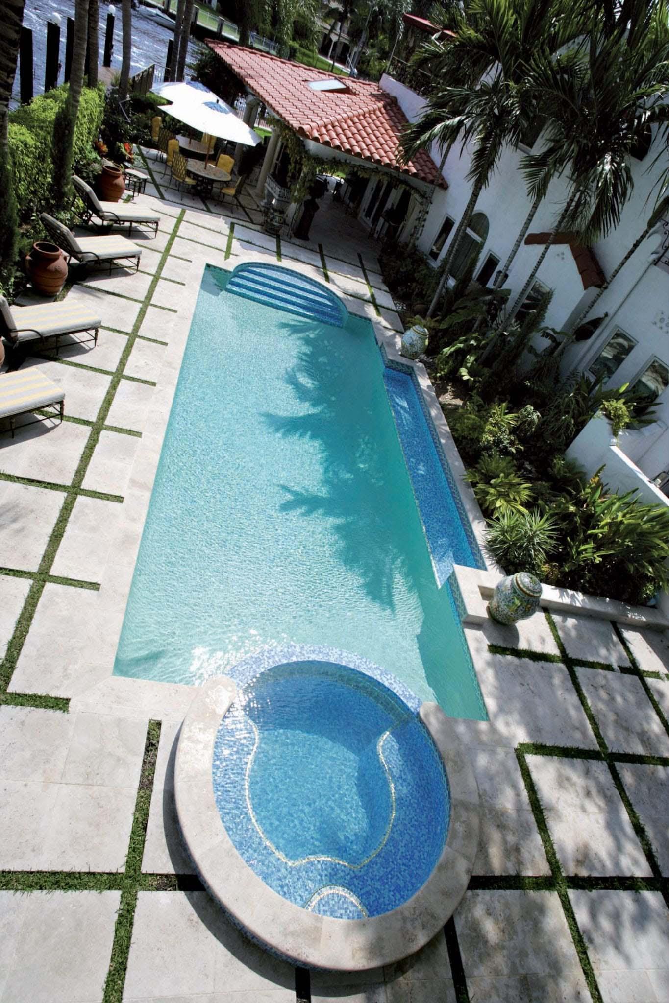 Private Villa in Miami Beach, Florida