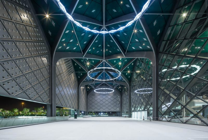 Foster Partners Ruben P Bescos Al Haramain High Speed Rail Stations 15