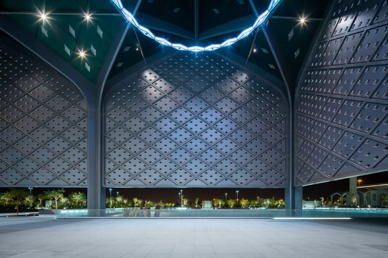 Foster Partners Ruben P Bescos Al Haramain High Speed Rail Stations 16
