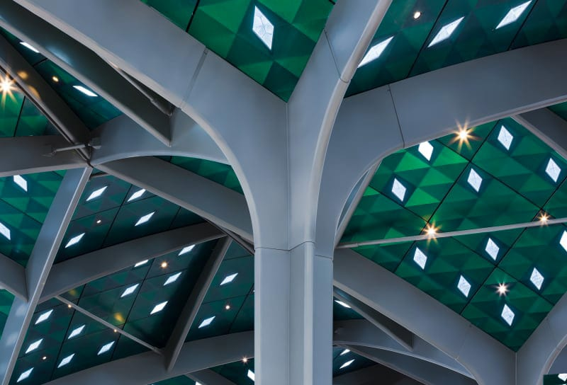 Foster Partners Ruben P Bescos Al Haramain High Speed Rail Stations 3