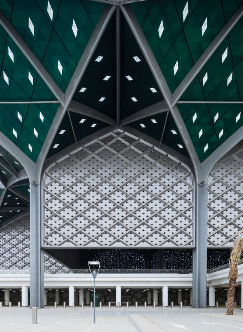 Foster Partners Ruben P Bescos Al Haramain High Speed Rail Stations 4
