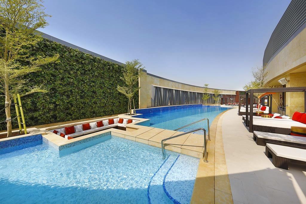 AlRayyan Hotel in Doha, Qatar