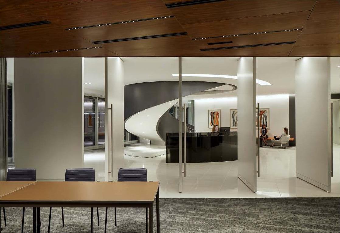 Thompson & Knight Office, Houston, Texas (4)