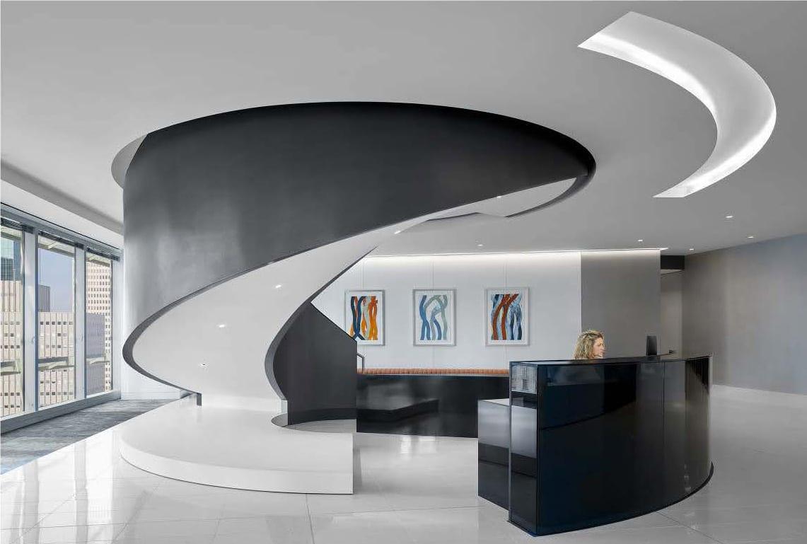 Thompson & Knight Office, Houston, Texas (5)