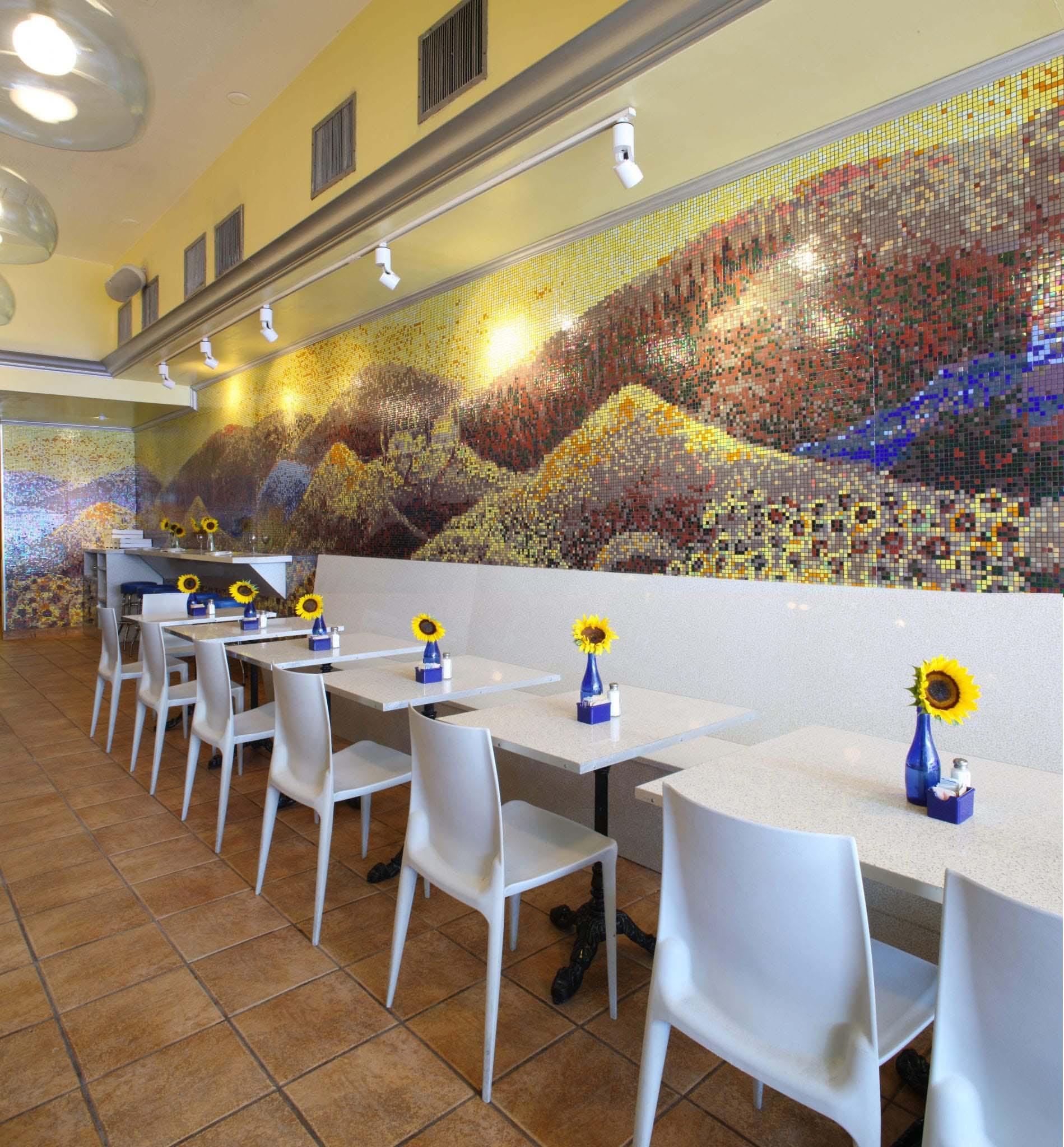 Spris Restaurant in Miami Beach, FL USA