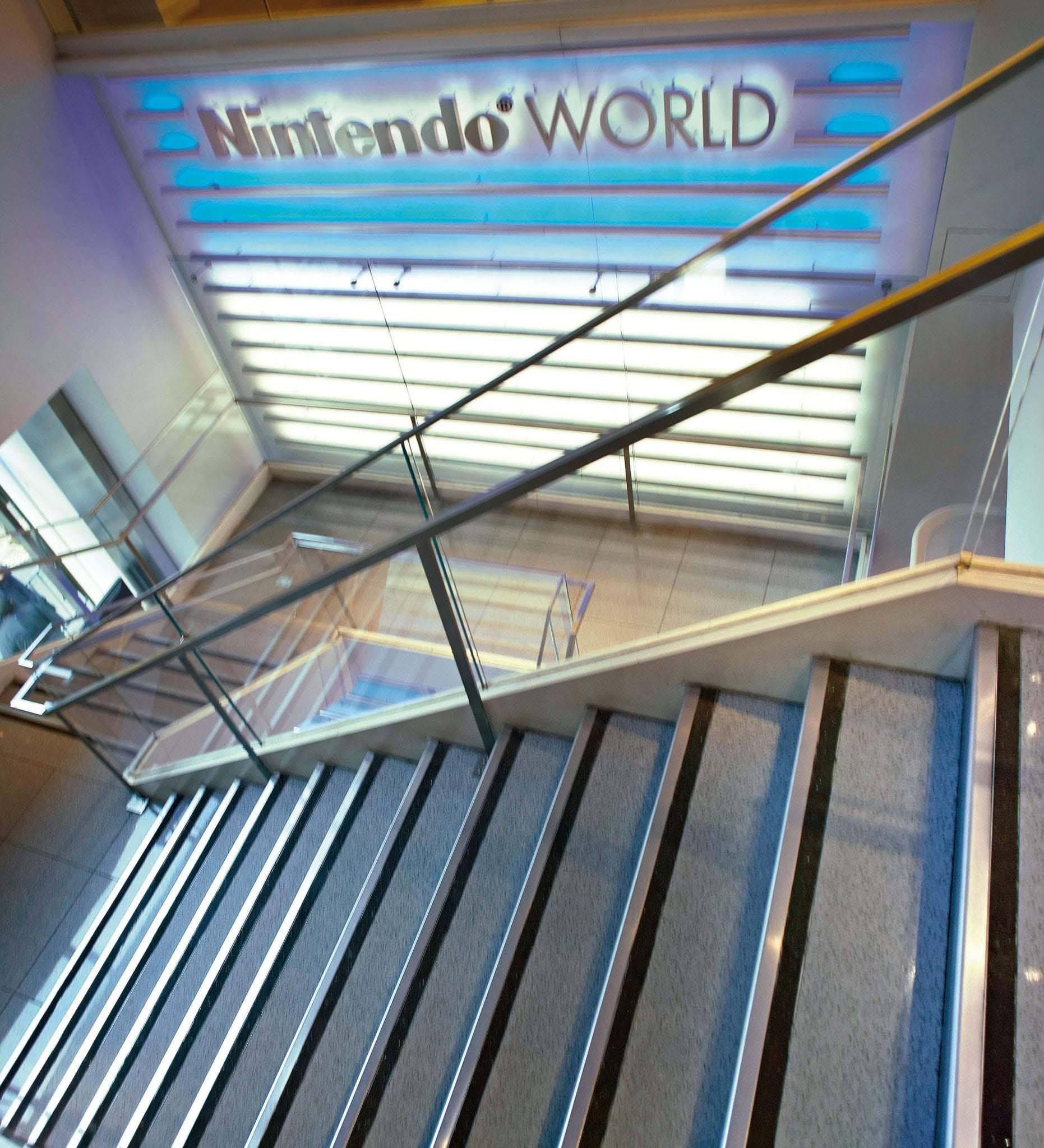 Nintendo World Store in New York City, USA
