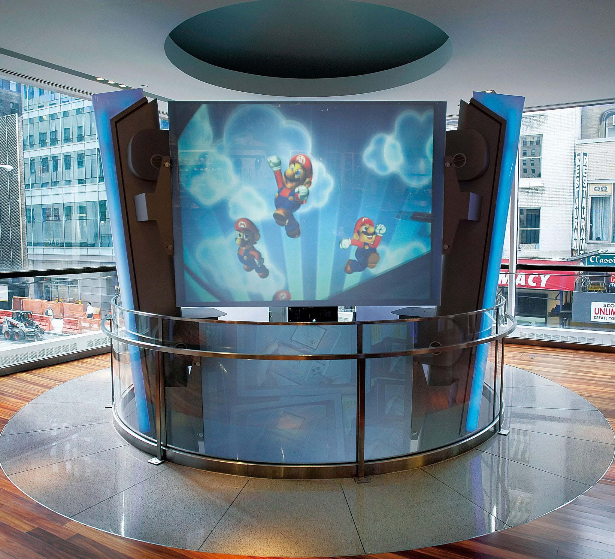 Nintendo world store - New York city, USA Slide