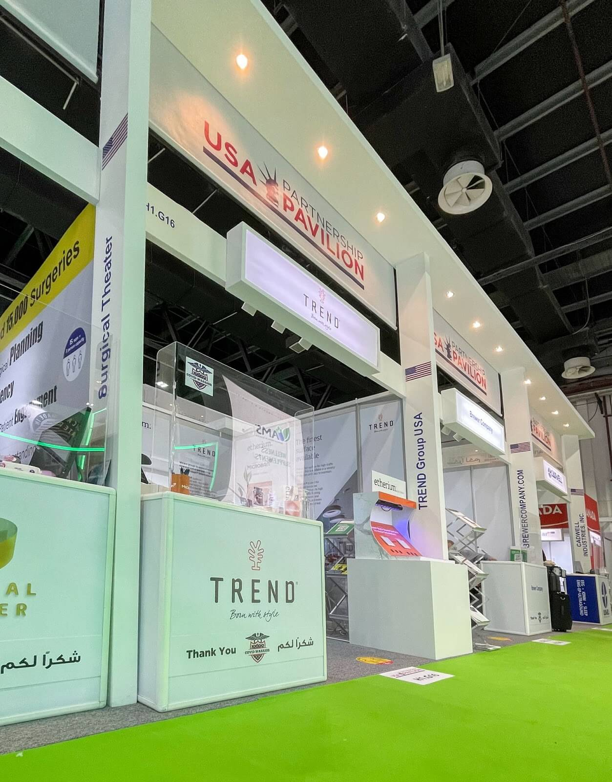 Trend Arab Health 2021